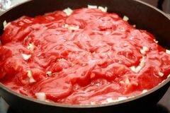 «Чахохбили из курицы» - приготовления блюда - шаг 3