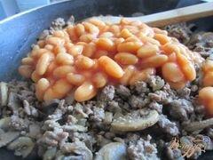 «Фаршированные перчики» - приготовления блюда - шаг 5