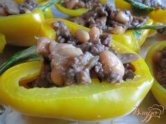 «Фаршированные перчики» - приготовления блюда - шаг 6