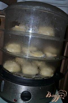 «Манты.» - приготовления блюда - шаг 6