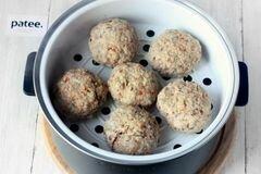 «Гречаники паровые в мультиварке» - приготовления блюда - шаг 10
