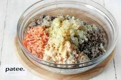 «Гречаники паровые в мультиварке» - приготовления блюда - шаг 7