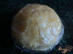 «Пирог с франжипаном и фруктами» - приготовления блюда - шаг 2