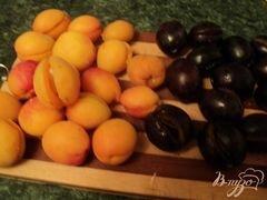 «Пирог с франжипаном и фруктами» - приготовления блюда - шаг 5