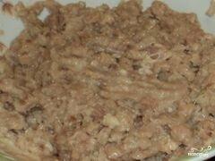«Зразы из фарша» - приготовления блюда - шаг 3