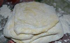 «Слойкис абрикосовым вареньем» - приготовления блюда - шаг 6