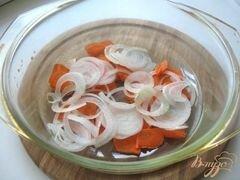«Судак в томатном соусе» - приготовления блюда - шаг 2