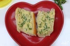 «Чесночный сыр» - приготовления блюда - шаг 6