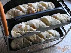 «Багеты с курагой» - приготовления блюда - шаг 7
