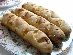 «Багеты с курагой» - приготовления блюда - шаг 8
