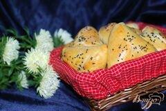 «Пирожки с паштетом из куриной печени и сердечек» - приготовления блюда - шаг 13