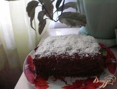 «Торт с вареной сгущенкой» - приготовления блюда - шаг 5