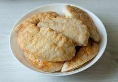 «Куриные грудки с овощами и бальзамическим соусом» - приготовления блюда - шаг 4