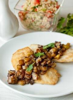 «Куриные грудки с овощами и бальзамическим соусом» - приготовления блюда - шаг 6