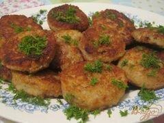 «Рыбно-картофельные котлеты» - приготовления блюда - шаг 5