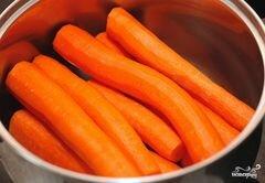 «Крем-суп из моркови» - приготовления блюда - шаг 1