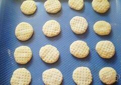 «Печенье с ароматом клубники» - приготовления блюда - шаг 5