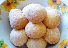 «Печенье с ароматом клубники» - приготовления блюда - шаг 6
