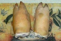 «Холодец из свинины» - приготовления блюда - шаг 1
