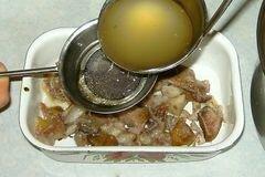 «Холодец из свинины» - приготовления блюда - шаг 8