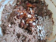 «Ржаной хлеб с овсом и финиками» - приготовления блюда - шаг 1