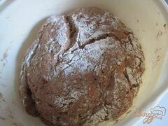 «Ржаной хлеб с овсом и финиками» - приготовления блюда - шаг 2