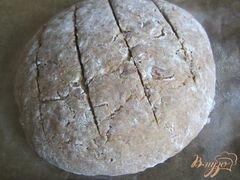 «Ржаной хлеб с овсом и финиками» - приготовления блюда - шаг 3