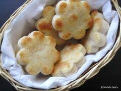 «Чесночное печенье» - приготовления блюда - шаг 12