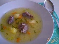 «Суп с желудками» - приготовления блюда - шаг 7