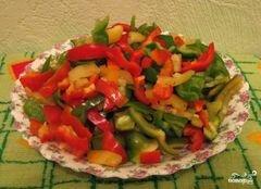 «Мясо по-мексикански» - приготовления блюда - шаг 4