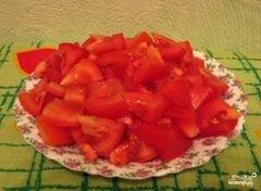 «Мясо по-мексикански» - приготовления блюда - шаг 5