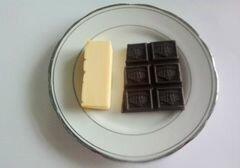 «Орехово-шоколадный кранч» - приготовления блюда - шаг 4