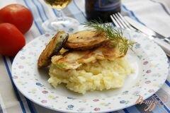 «Кляр баварский для рыбы и/или овощей» - приготовления блюда - шаг 7