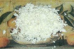 «Сырные шарики с сюрпризом» - приготовления блюда - шаг 4