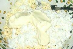 «Сырные шарики с сюрпризом» - приготовления блюда - шаг 5