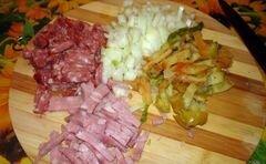 «Джамбалайя» - приготовления блюда - шаг 2