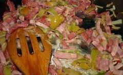 «Джамбалайя» - приготовления блюда - шаг 5