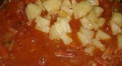 «Джамбалайя» - приготовления блюда - шаг 8
