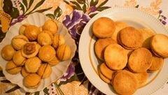 «Орешки с вареной сгущенкой и фундуком» - приготовления блюда - шаг 12