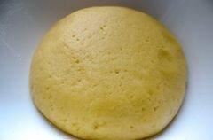 «Орешки с вареной сгущенкой и фундуком» - приготовления блюда - шаг 5