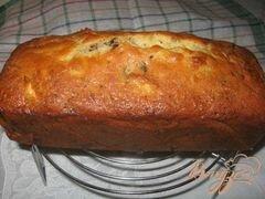 «Кекс с яблоками и шоколадом» - приготовления блюда - шаг 6