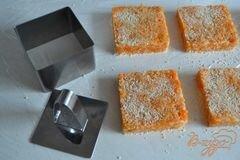 «Тыквенно-рисовые котлетки» - приготовления блюда - шаг 4