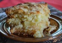 «Кокосово-миндальный кекс» - приготовления блюда - шаг 7