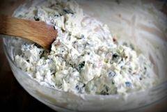 «салат с сыром и оливками» - приготовления блюда - шаг 7