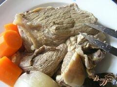 «Щи с говядиной» - приготовления блюда - шаг 2
