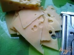 «Горячие бутерброды второй вариант» - приготовления блюда - шаг 1