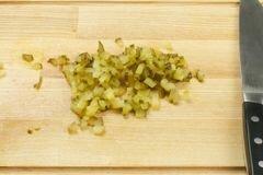 «Соус Тартар» - приготовления блюда - шаг 6