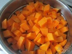 «Тыквенный бриошь» - приготовления блюда - шаг 1