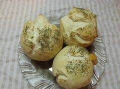 «Пресные травяные булочки к супу» - приготовления блюда - шаг 11