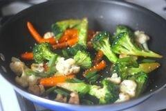 «Тушеные овощи» - приготовления блюда - шаг 5